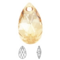 Pear Shape Pendant (6106)