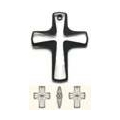 Cross Pendant (6860)